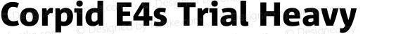 Corpid E4s Trial Heavy