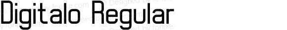 Digitalo Regular