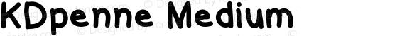 KDpenne Medium