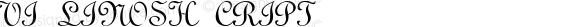 VI LinosH cript