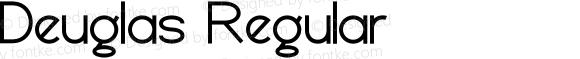 Deuglas Regular