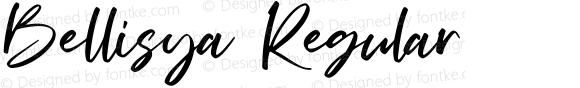 Bellisya Regular