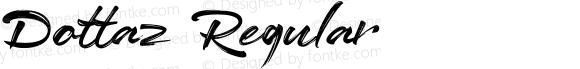 Dottaz Regular