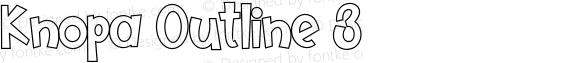Knopa Outline 3