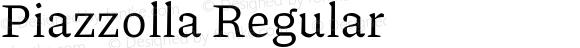 Piazzolla Regular