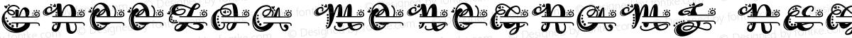 Broolia Monograms Regular