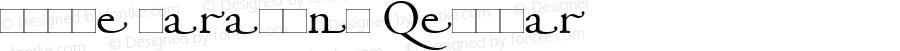 Adobe Garamond Regular Alternate