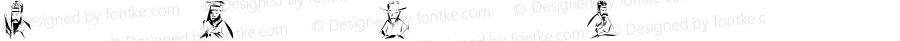 LinotypeAncientChinese Regular 001.000