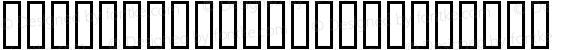 UltimapOutdoors Regular Macromedia Fontographer 4.1.5 5/16/99