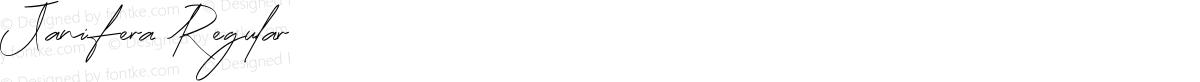 Janifera Regular