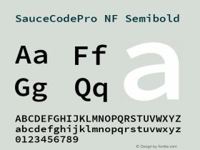 SauceCodePro NF