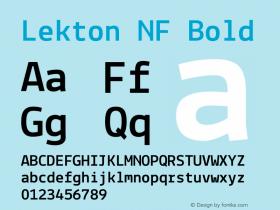 Lekton NF