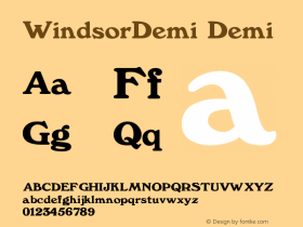 WindsorDemi