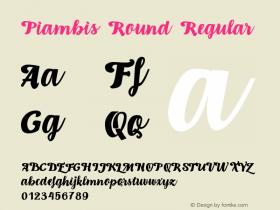 Piambis Round