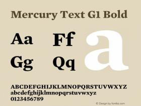 Mercury Text
