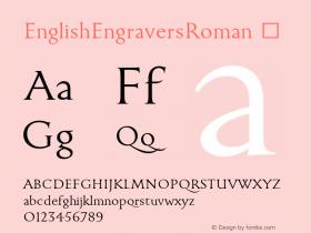 EnglishEngraversRoman