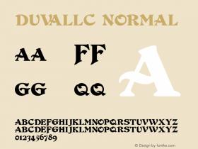 DuvallC