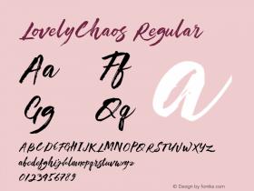 LovelyChaos