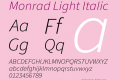Monrad Light