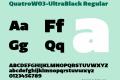 Quatro-UltraBlack