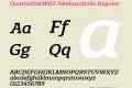 QuatroSlab-MediumItalic