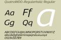 Quatro-RegularItalic