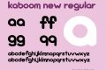 KaBoom New