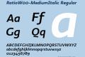Ratio-MediumItalic