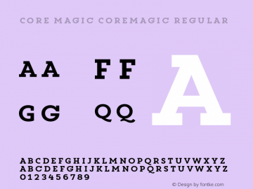 Core Magic CoreMagic
