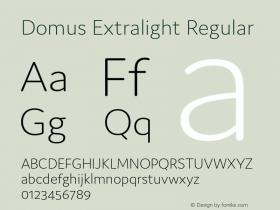 Domus Extralight