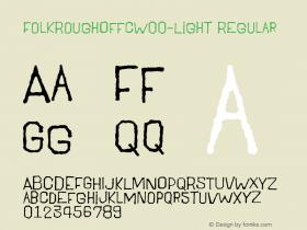 FolkRoughOffc-Light
