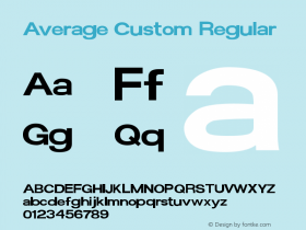 Average Custom