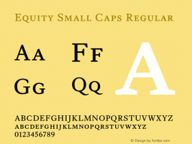 Equity Small Caps