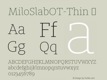 MiloSlabOT-Thin