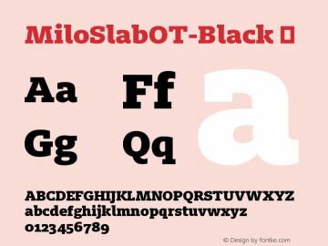 MiloSlabOT-Black
