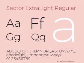 Sector ExtraLight