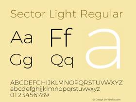 Sector Light