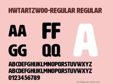 HWTArtz-Regular