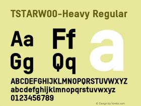 TSTAR-Heavy