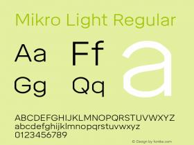 Mikro Light