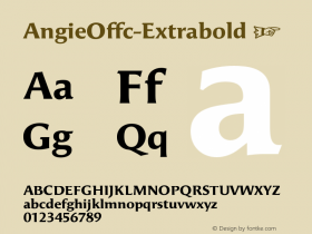 AngieOffc-Extrabold