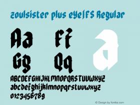 zoulsister plus eYe/FS