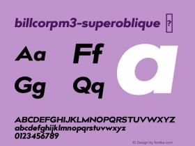 billcorpm3-superoblique