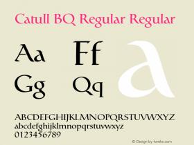 Catull BQ Regular