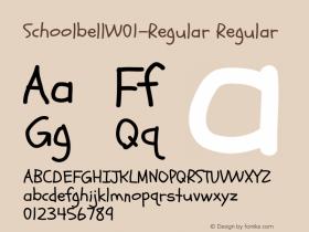 Schoolbell-Regular