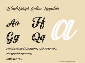 BlackScript Inline