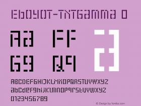 EboyOT-TNTGamma