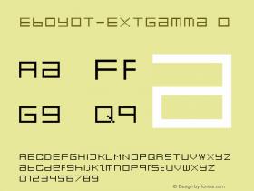 EboyOT-EXTGamma