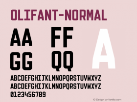 Olifant-Normal