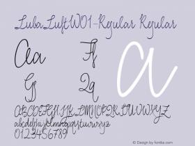 LubaLuft-Regular